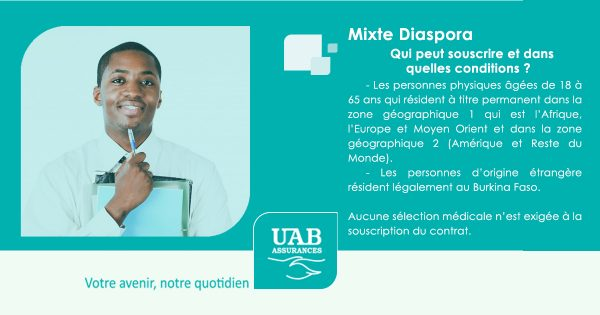 mixte diapora UAB Assurances